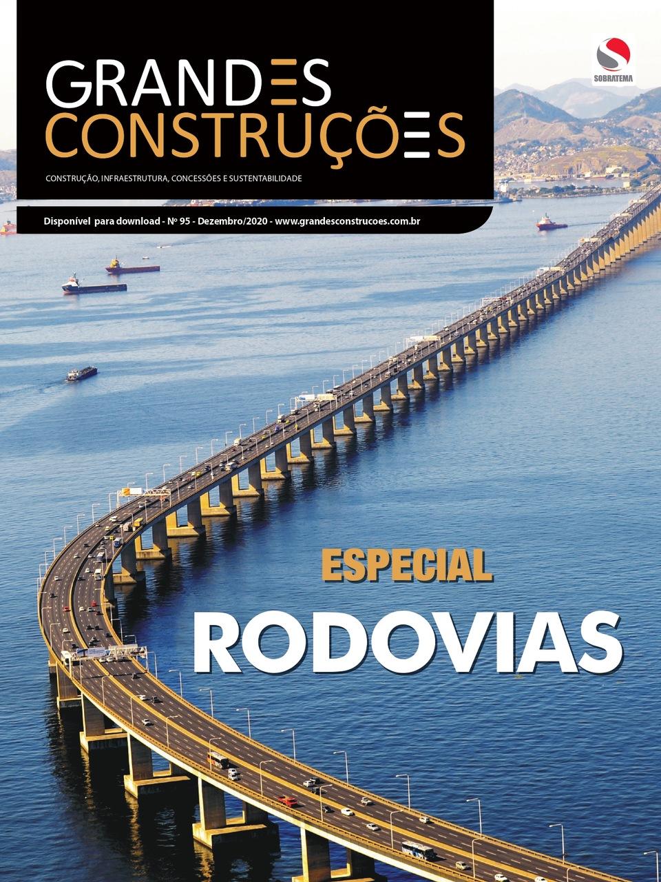 Em Revista Grandes Construções - Evento Grupo Sanson